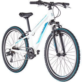 "Serious Rockville 24"" Niños, white/blue"